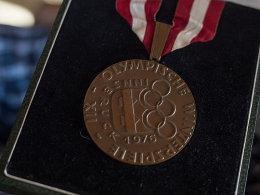 Bronze-Medaille von 1976