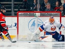War nicht zu überwinden: Islanders-Goalie Jaroslav Halak.