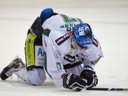 Augsburgs Holzmann nach Sch�delbruch operiert