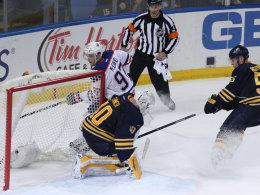 McDavid vs. Eichel: Duell der Top-Rookies an Oilers