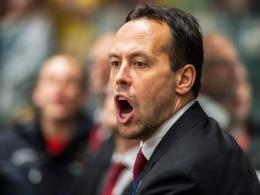 Spricht sich klar gegen eine Reduzierung des Ausländerkontingents in er DEL aus: Bundestrainer Marco Sturm.