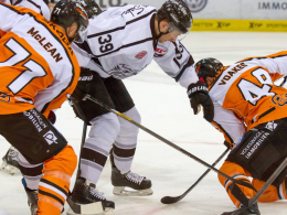 Mobile Grizzlys gegen robuste Ice Tigers