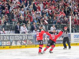 Wird hier am Freitag Eishockey oder doch Handball gezeigt? Die Kölner Lanxess Arena.