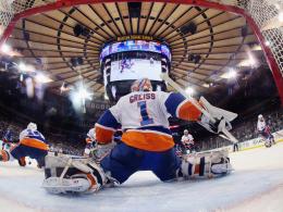 Greiss f�hrt Islanders zum Season Sweep