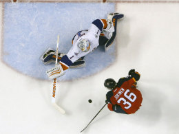 Islanders verlieren mit Greiss bei den Panthers
