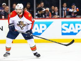 Eishockey-Altstar Jagr verl�ngert erneut