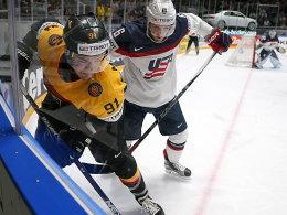 3:2! Holzer zieht den USA sp�t den Zahn