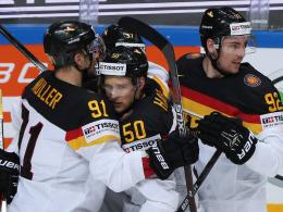 Deutschland verpasst das Eishockey-Wunder