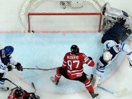 Kanada ist Weltmeister - Bronze f�r Russland