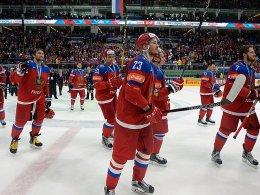 Russland gewinnt Bronze bei Eishockey-WM