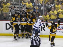Penguins gewinnen Spiel 7 - K�hnhackl im Finale!