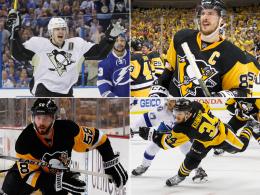 Stars in Schwarz und Gold: Die Pittsburgh Penguins