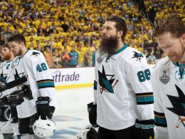 Sharks: Gegen die Penguins und das Lampenfieber