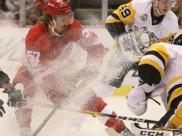 NHL Preseason: Rangers schlagen Islanders - Zweimal Callahan