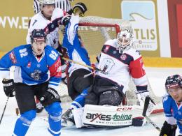 Rückspiele der Champions Hockey League