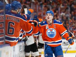 Oilers: 100 Millionen für acht Jahre McDavid