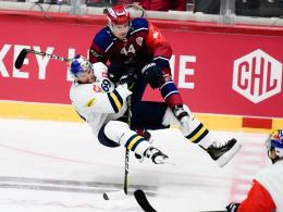 München löst Achtelfinal-Ticket in Helsinki