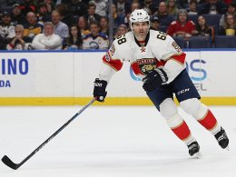 Neunte NHL-Station: Calgary stellt Jagr vor