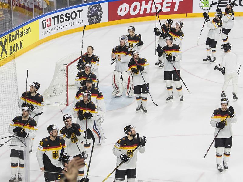 deutschland norwegen eishockey