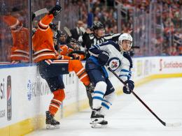 Ehlers stiehlt Torschütze Draisaitl und den Oilers die Show