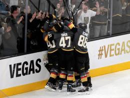 Vegas Golden Knights: Ein Neuling wird Rekordjäger