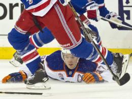 Oilers verspielen Sieg - Oduya lässt Ottawa erneut jubeln
