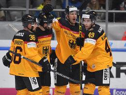 5:1 gegen die USA: Deutschland wird Dritter