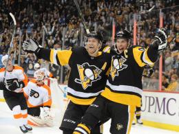 Crosby entscheidet den
