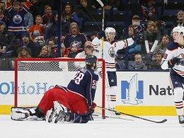 McDavid treibt die Oilers an - Kings-Serie reißt