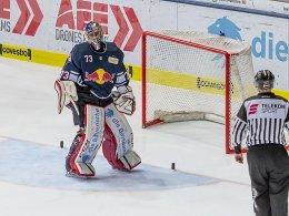 EHC-Goalie Leggio sorgt für DEL-Regeländerung