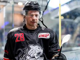 Rücken-OP: Ice Tigers lange ohne Reinprecht