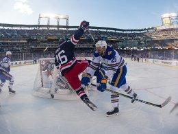 Rangers gewinnen Winter Classic gegen Buffalo