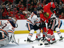 Oilers-Pleite in Chicago - Torspektakel in Pittsburgh