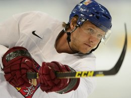 Tschechien: Kapitän Erat und viel KHL-Qualität