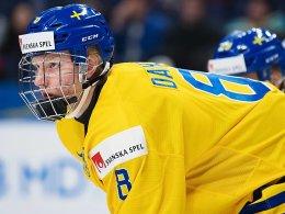 Schweden setzt auf Supertalent Dahlin