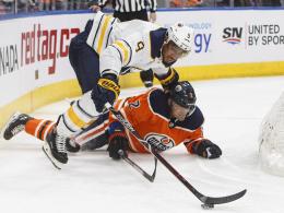 Draisaitl und Edmonton ohne Chance gegen Buffalo