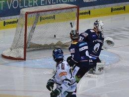 Eisbären verpassen Platz zwei - Augsburg hofft wieder