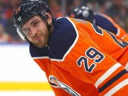 Edmonton verliert trotz zwei Draisaitl-Assists