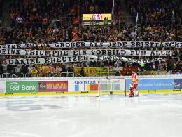 Emotionales Abschiedsspiel für Düsseldorfer Kreutzer
