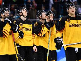 Das deutsche Eishockey will Silber