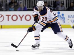 Draisaitl verliert mit Edmonton - Kühnhackl feiert Rückkehr