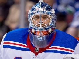Rangers und Blues stoppen die Blutung