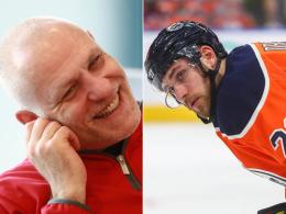 Draisaitl gegen Draisaitl: NHL kommt nach Köln