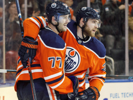 Draisaitl-Treffer bei Edmonton-Sieg