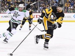 Kühnhackl lässt mit Pittsburgh die Stars abblitzen