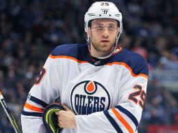 Oilers und Draisaitl haken Play-offs ab