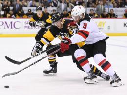 Pittsburgh patzt im Play-off-Rennen