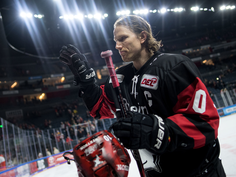 Haie-Kapitän Christian Ehrhoff beendet seine Karriere