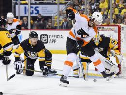 Philly schlägt zurück! Penguins kassieren den Ausgleich