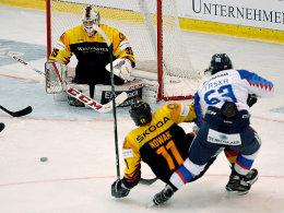 DEB-Team unterliegt der Slowakei knapp